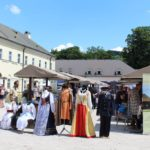 Prezentácia múzeí na nádvorí Budatínskeho zámku, 27.06.2021
